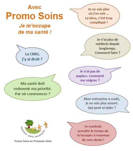 brochure Promo Soins